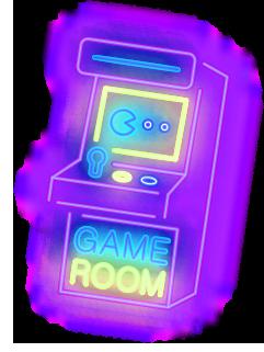 Secret Game Room